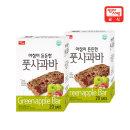 아침이든든한 풋사과바 25gx(20입) X 2세트 /식사대용