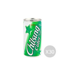 사이다 190ml X 30개/탄산/음료/캔