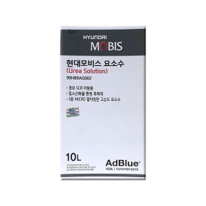 Adblue/경유 SCR 차량용/현대모비스 요소수 10L 1박스