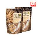 국산 검은콩 미숫가루 700g X 2개 /식사대용/블랙선식