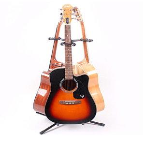 3단 기타스탠드 듀얼기타스탠드 거치대 기타받침대