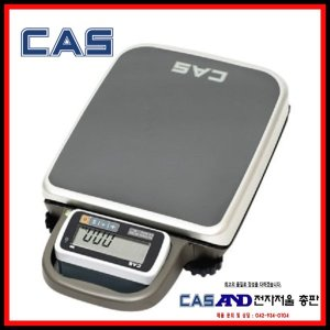 카스(CAS)전자저울 PB-60 포터블 벤치 저울