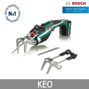 보쉬 KEO 충전정원용톱 10.8V 가지치기 원예톱 컷소