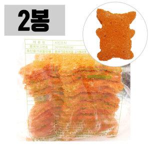 1+1 맘모스 치킨꼬치 피카츄돈까스1kg x 2봉 치킨꼬지