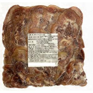 소머리고기/삶은소머리/소머리고기세절 1kg
