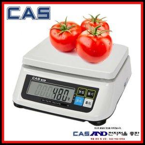 카스 (CAS) 전자저울 SW2-30CS / SWII-30CS 전자저울