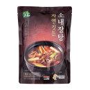 선봉식품 소내장탕 600g 1개 상온보관