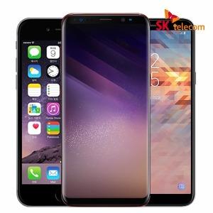 SKT/갤럭시S10E/노트9/A9/LG V40/와이드4/A50/아이폰8