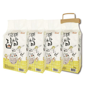 집밥 20곡담은쌀20kg (5kgx4봉)/진공포장