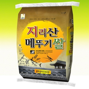 (지리산메뚜기쌀 남원정통쌀) 쌀10kg/백미/현미/잡곡
