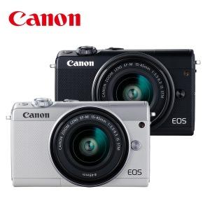 (캐논정품) EOS M100 + EF-M 15-45mm STM (주)위키