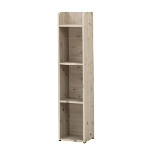 3단 수납 틈새 좁은 책장 가로폭 26cm