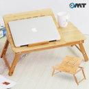 OMT 접이식 원목 노트북거치대 책상 테이블 ONA-W105