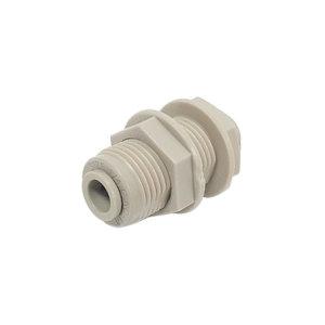 격막피팅 6.3mm(1/4) 정수기 벌크헤드