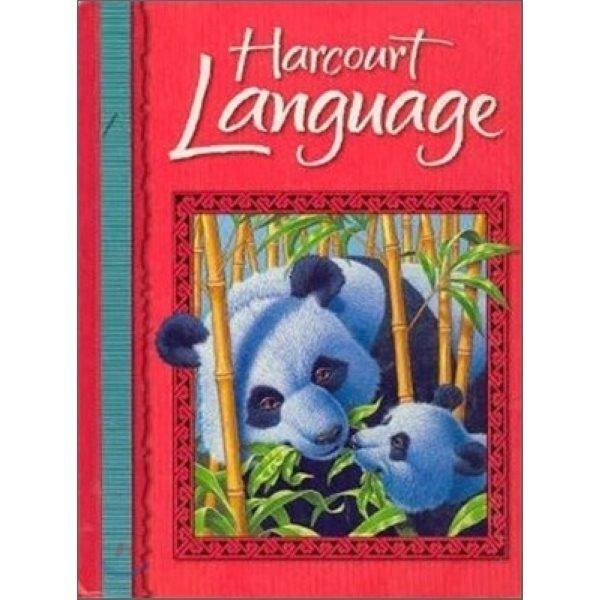 Harcourt Language Grade 3 : Student Book (2007)