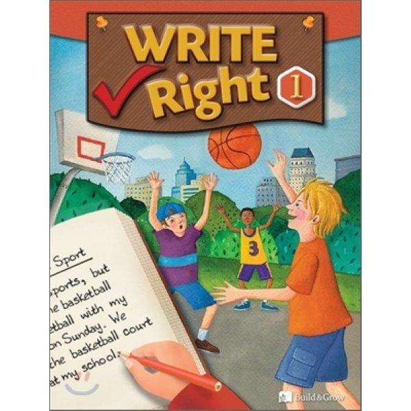 Write Right 1  Shawn Despres