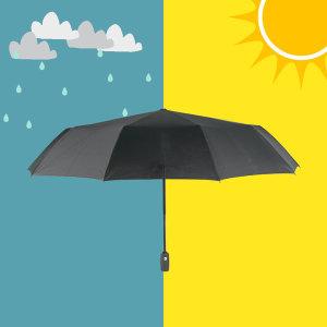위너프 3단 자동우산/양산 UV자외선차단 방풍 프리미엄