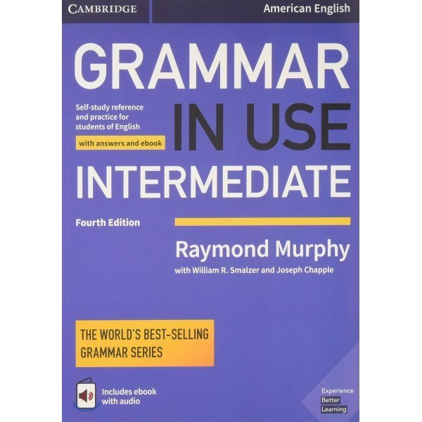 Grammar in Use Intermediate Student s Book With Answers and Interactive Ebook  4 E : Self-study...