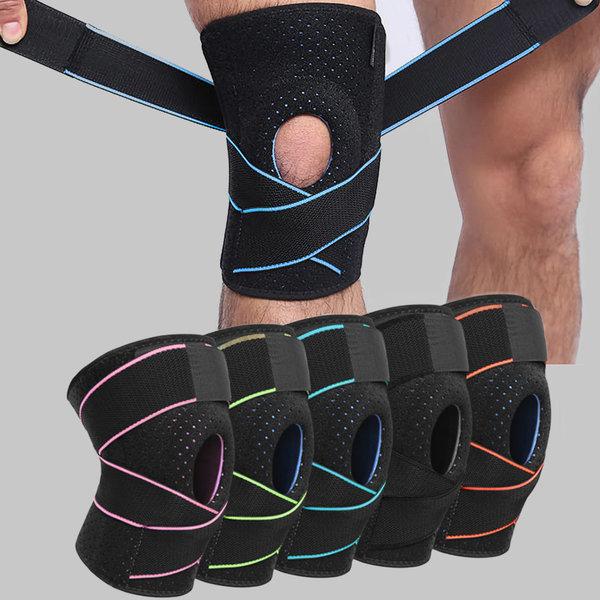 무릎보호대 무릅 보호대 무릎 관절 아대 스포츠 밴드