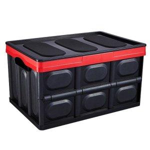 접이식 하드타입 트렁크 정리함 수납함 세차 콘솔박스