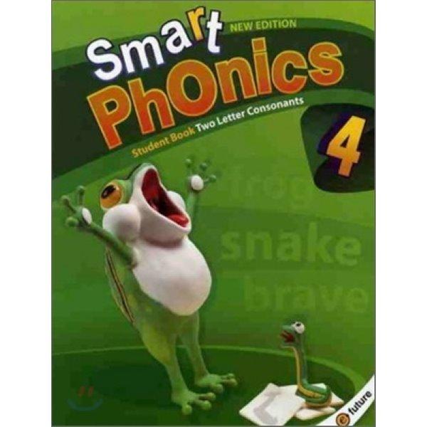 Smart Phonics 4 : Student Book (New Edition) : 스마트 파닉스  편집부