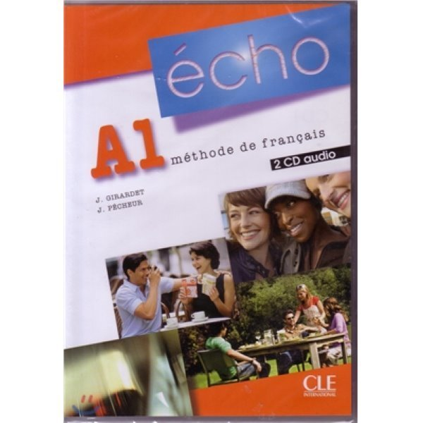 Echo A1  CD Audio Classe (2 CD Audio)  Jacky Girardet  Jacques Pecheur