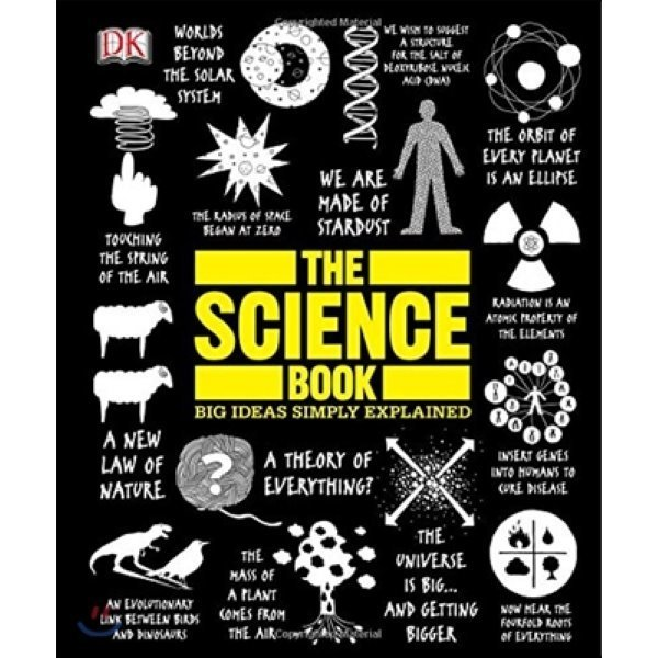 The Science Book  Dorling Kindersley (COR)