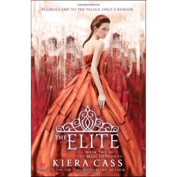 The Elite  Cass  Kiera