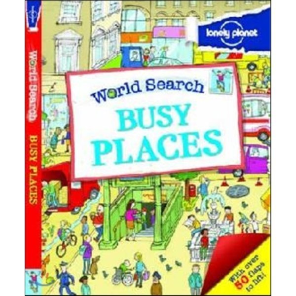 World Search - Busy Places  Lonely Planet Kids