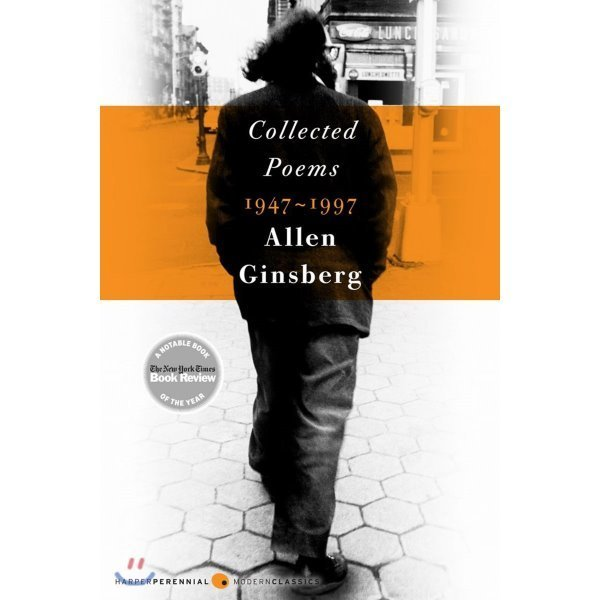 Collected Poems 1947-1997  Ginsberg  Allen
