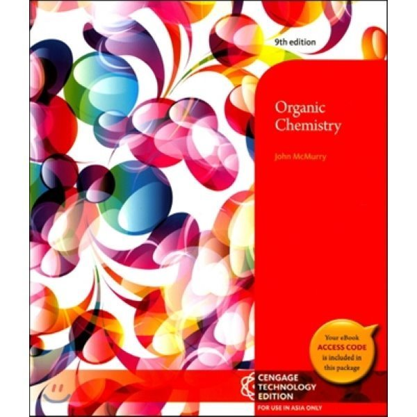 Organic Chemistry  9 E (IE)  McMurry