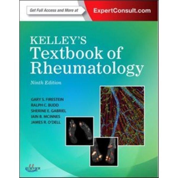 Kelley s Textbook of Rheumatology  9 E : Expert Consult Premium Edition - Enhanced Online Featu...