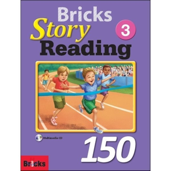 Bricks Story Reading 150 Level 3 : Student Book  Glen Hardwick  Nancy Hollman  Lindsay Irvine  Be...