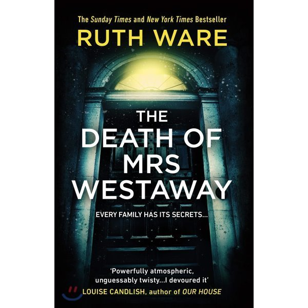 The Death of Mrs Westaway  Ruth Ware