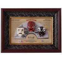 하회탈 한국의탈 외국인선물 한국기념품 단체선물