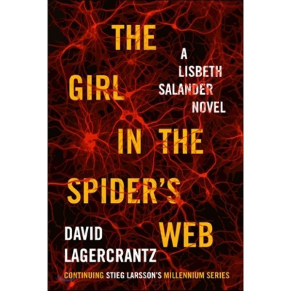 The Girl in the Spider s Web  David Lagercrantz