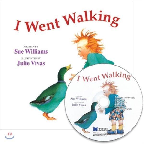 노부영 세이펜  I Went Walking  Sue Williams  Julie Vivas (ILT)