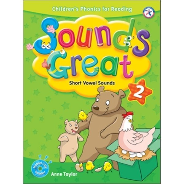 Sounds Great 2 : Student Book (Book   CD)  Anne Taylor