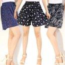 여름 아이스 쿨3부바지 10종 여성반바지 편한잠옷바지