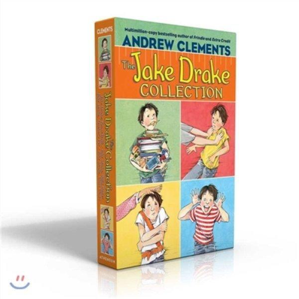 Jake Drake Collection : Jake Drake  Class Clown   Jake Drake  Teacher s Pet   Jake Drake  Bully B...