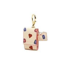 질스튜어트뉴욕 베이지 쁘띠다이아몬드 스마트 키홀더 JAHO9F259I2(갤러리아)