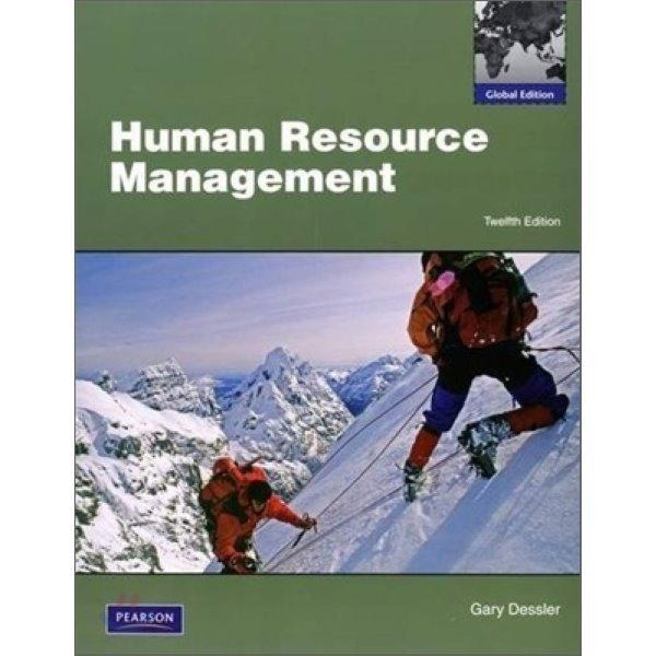 Human Resources Management  12 E  Gary Dessler