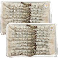 프리미엄 노바시새우 20미+20미 튀김용 제수용손질새우
