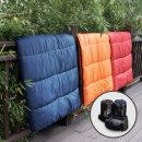 사계절 사각침낭 캠핑 용품 오리털 동계