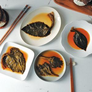 고흥 열두달 먹는 국내산 방풍나물 장아찌 250g