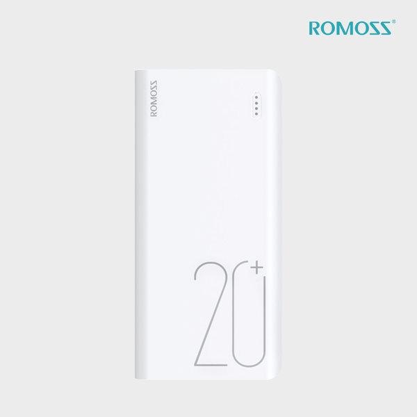 로모스 SENSE6 PLUS 퀵차지 보조배터리 20000mAh