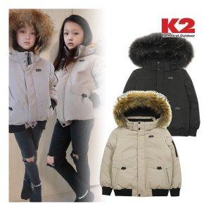 K2 역시즌 키즈 고스트 숏 구스 다운 자켓 (KXW17507)