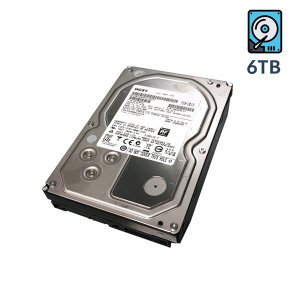 HGST 6TB DeskStar NAS HDN726060ALE610 6테라 하드