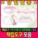 미니어항겸 곤충채집통 핑크