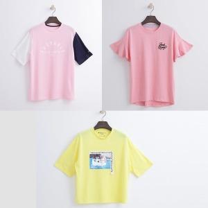 본사직영 여아 썸머 티셔츠